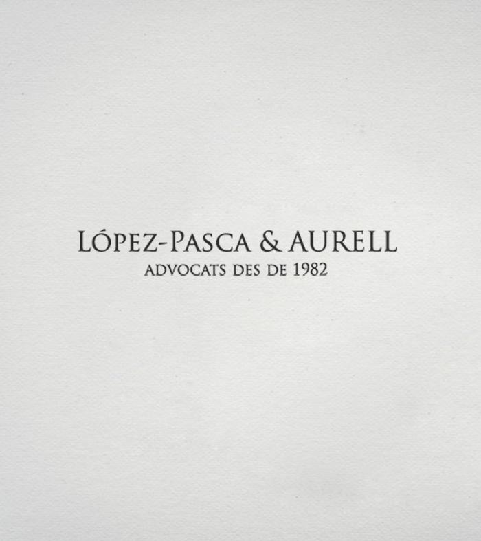 Lopez-Pasca&Aurell Advocats