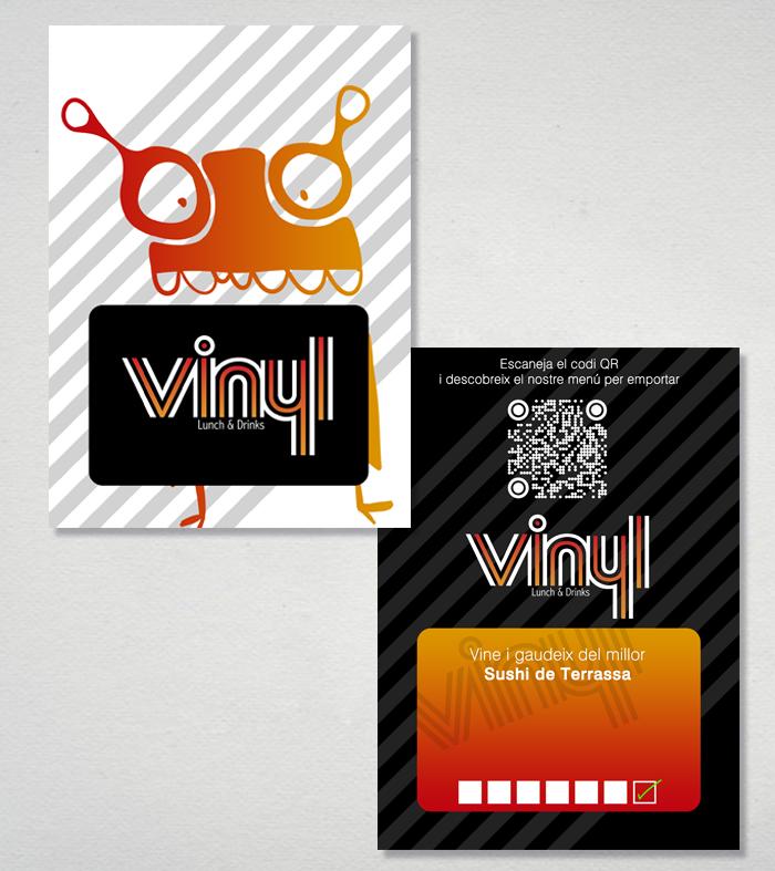 Vinyl. Lounge&Drink Terrassa