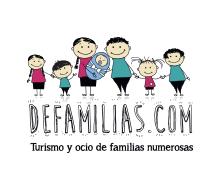 DeFamilias. Turismo y ocio de familias numerosas