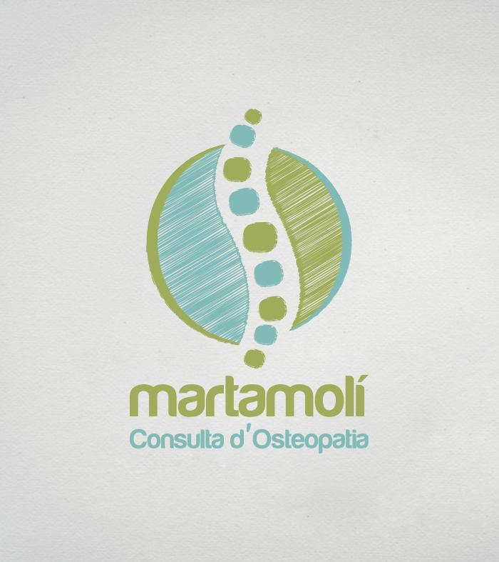 Marta Molí. Consulta de Osteopatía